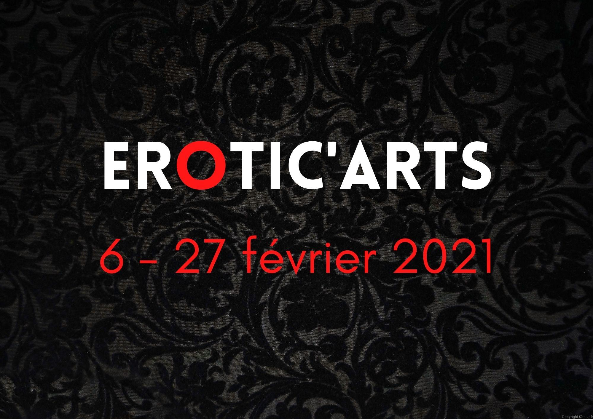 Exposition Collective – Erotic'Arts